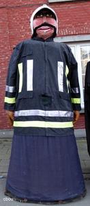 7060 Soignies - le Pompier