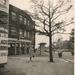 1966 Escamplaan 2-8 Zuiderparklaan 253, links de Zuiderparklaan.