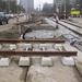 Nieuwe Railsen Leidschendam 18-01-2003