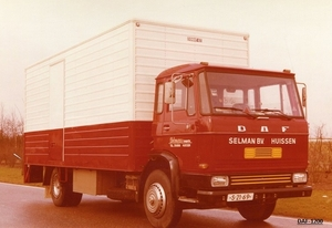 DAF-1200 SELMAN HUISSEN