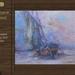 4a Christiane Beniest – Aangemeerd bootje bij Sint-Annek