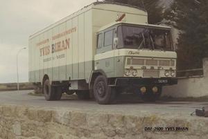 DAF- 2600  YVES BIHAN (F)