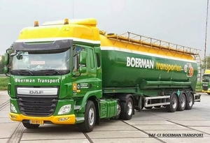 DAF-CF  BOERMAN TRANSPORT