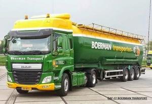 DAF-CF  BOERMAN TRANSPORT