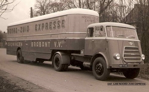 Daf Noord Zuid Expresse