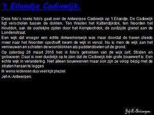 't Eilandje Cadixwijk.