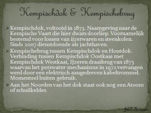 Kempischdok & Kempischebrug.