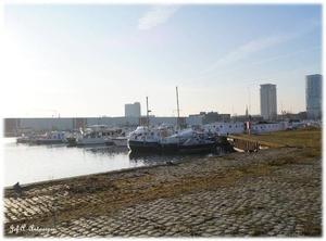 Noordwestelijke Jachthaven Kempischdok.