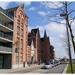 Technische school Londenstraat.
