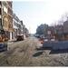 Oostelijk zicht Cadixstraat.