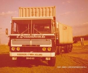 DAF-2600 C.GROENENBOOM.bv