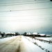 Roemenie in de sneeuw appie