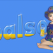 palson blauw
