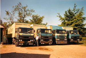 Wagenpark 1988