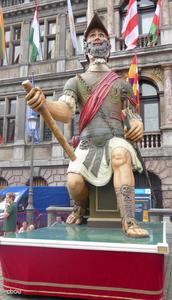 2000 Antwerpen - Druon Antigoon