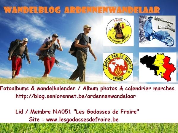 marche FFBMP Beauraing