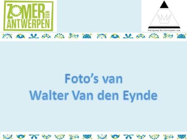 22 Foto's Walter Van den Eynde