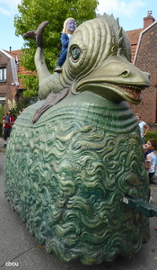 2000 Antwerpen - Dolfijntje 3