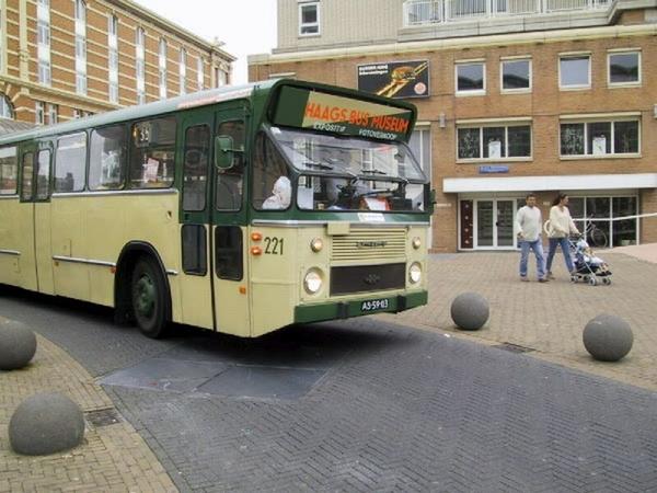 Haags Busmuseum Scheveningen 2 September 2000