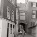1961 Hofsingel, richting Binnenhof gezien.