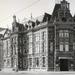 Hofweg, Hotel De Twee Steden. De ingang lag aan het Buitenhof 24