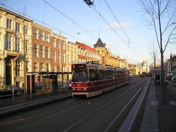 3081  in Den Haag. Prinsegracht