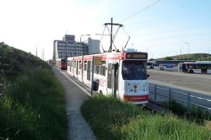 De Veteranendag in Scheveningen Zwarte pad. 12-06-2014