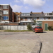 Achterkant Damplein 13-03-2001