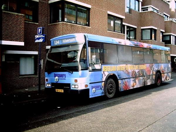 Midnet 4082 Hilversum station