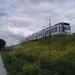 Randstadrail tussen Javalaan en halte Seghwaert. 27-06-2006