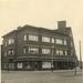 1960 Mient, winkel van C. Jamin (nr. 388) met links de Goudreinet