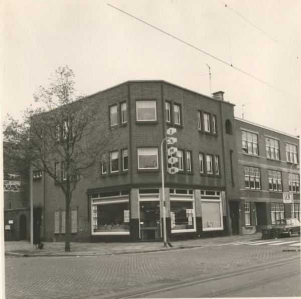 1969 Rijswijkseweg, winkel van C. Jamin (nr. 293)