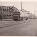 Semi toerbus 711, opening Verlengde Willemsbrug, 18-10-1963