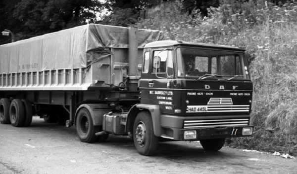 DAF-FT2200 MT BARNSLEY