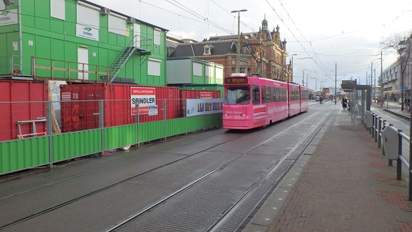 3128 - Robijn Waslijn - 27.04.2016 Station H.S.