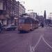 130, inruk lijn 11, West-Kruiskade, 14-3-1971 R. van de Meer