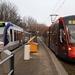 Tramlijn 9 kapotte bovenleiding 8 december 2016