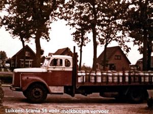 Melk truck