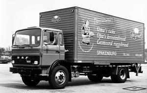DAF-1500 de Graaf Spakenburg