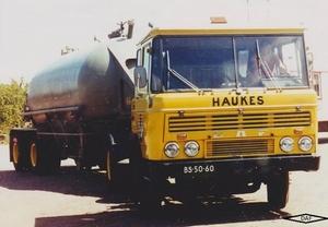 DAF-2600 HAUKES  KEKERDOM