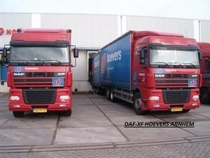 DAF-XF Hoevers Arnhem