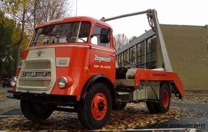 DAF-1200 ZEGWAARD DELFT