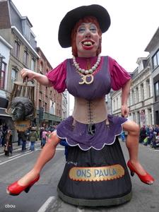 9300 Aalst - Voeil Jeanet 'Ons Paula'