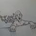 tekening door van laere dirk assenede