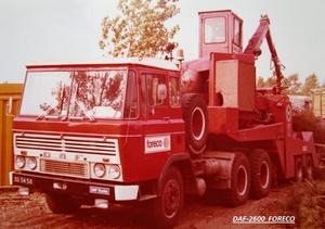 DAF-2600 FORECO