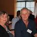 Greta (mentor Reizen) en Jean Pierre Vyncke (Bestuur seniorennet)