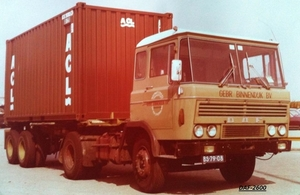DAF-2600  Gebr BINNENDIJK BV