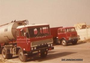 DAF-2600 DAF2000DO
