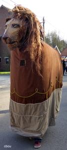 1400 Nivelles - la Ménagerie, le Lion
