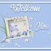 geboorte kaartje Cilou
